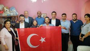 "AK Parti İzmir Teşkilat Başkanı Kocabaş: "" 3 koldan 7-24 alandayız..."""