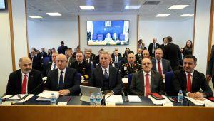 Bakan Akar'dan Plan Bütçe Komisyonunda Açıklamalarda Bulundu
