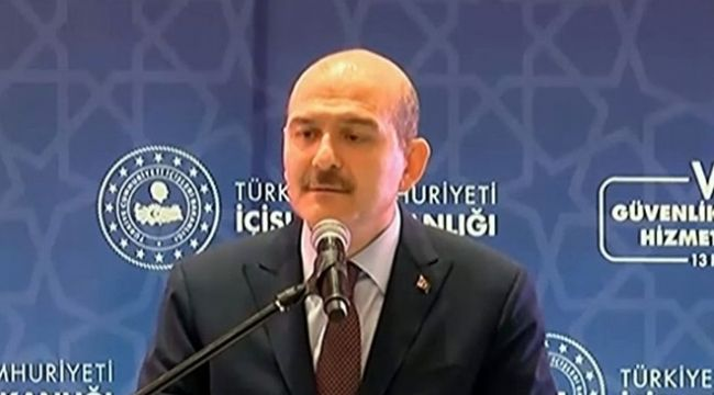Bakan Soylu: DEAŞ'ın önemli bir ismini yakaladık