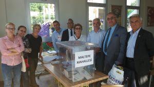 CHP Güzelbahçe'de 'Çok güzel delege seçimi'
