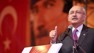 CHP Lideri Kılıçdaroğlu'ndan 10 Kasım Mesajı