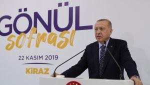 Cumhurbaşkanı Erdoğan Bayındır Ve Kiraz'da Halka Hitap etti