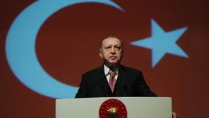 """Cumhurbaşkanı Erdoğan'dan """"10 Kasım"""" mesajı"""