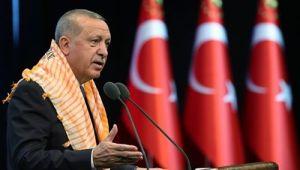 """Erdoğan; """"Milletimizin gıda güvenliğini garanti altına almak millî güvenlik meselesi hâline gelmiştir"""""""