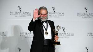 Haluk Bilginer'e Emmy Ödülü