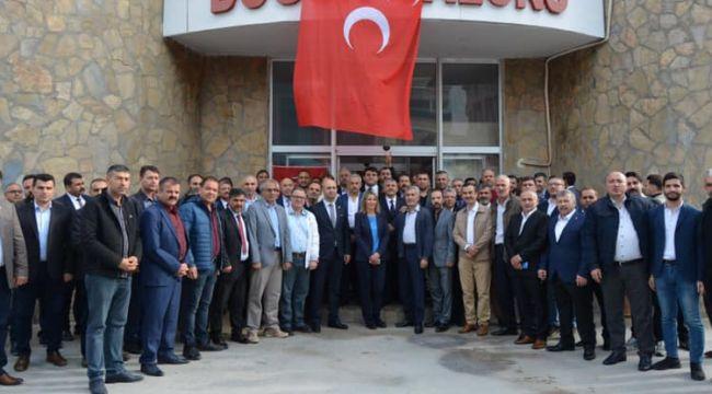 MHP İzmir İl Başkanı Şahin'den Milli Mutabakat Önerisi