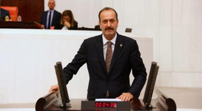 MHP'Lİ Osmanağaoğlu: Bekamıza Çamur Sıçratanın Bağrına Mızrak Olur Saplanırız