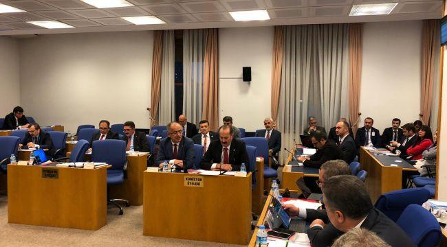 MHP'li Osmanağaoğlu Sağlık Bakanlığı Bütçesinde Konuştu