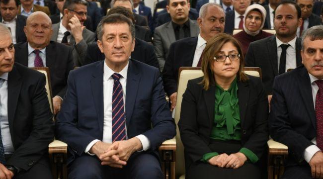 """Milli Eğitim Bakanı Ziya Selçuk: """"Eğitim bir millet, bir memleket ödevidir"""