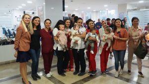 Prematüre bebekler Medifema'da buluştu