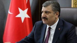 Sağlık Bakanı Koca'dan 'ıspanak' açıklaması
