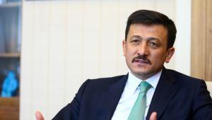Ak Parti Genel Başkan Yardımcısı Dağ;