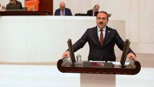 AK Parti İzmir Milletvekili Kırkpınar'dan Yeni Yıl Mesajı