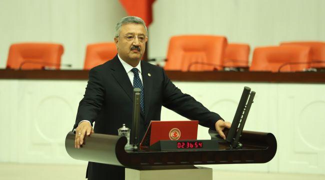 Ak Parti'li Nasır'dan Sarnıç'taki 2B Arazi Sahiplerine Müjdeli Haber