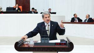 Aytun Çıray Kan Ürünlerinde Yaşanan Şaibelerini Meclise Taşıdı