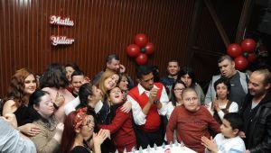 Balçova'da En Güzel Yeni Yıl Partisi