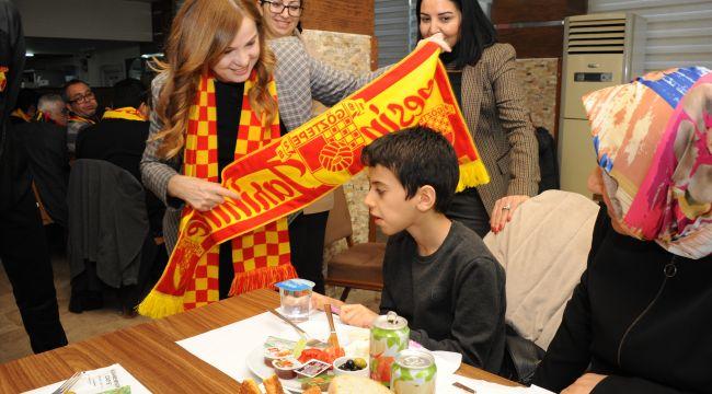 Balçova'da Engelleri birlikte aşıyorlar
