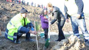 Balçova'da her çocuğun bir ağacı olacak