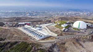 Büyükşehir'den İzmir'e 3,3 milyar liralık yatırım