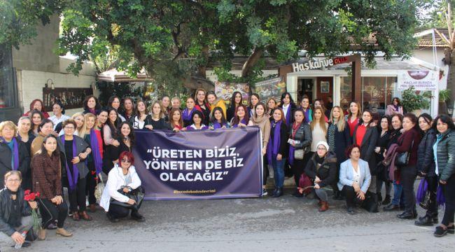 CHP Buca'da Kadın Devrimi!