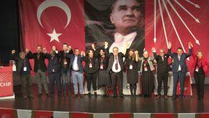 CHP Güzelbahçe'de şölen gibi kongre