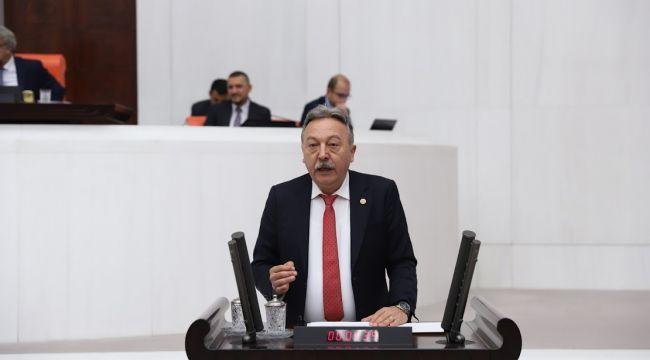 CHP'li Bayır ''Halka gelince para yok ancak itibara para çok''