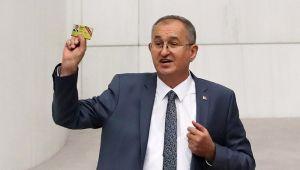 """CHP'li Sertel'den basın kartı çıkışı: """"Basın kartı iptal edilenlerin nüfus cüzdanı da iptal edilecek mi?"""""""