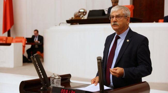 CHP Milletvekili Beko;