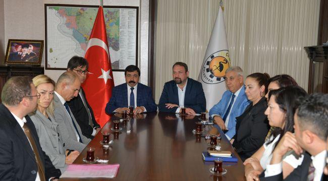 Çiğli'denTübitak'a Dört Proje Başvurusu