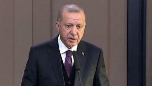 Cumhurbaşkanı Erdoğan'dan NATO zirvesi öncesi eleştiri