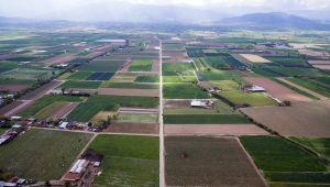 Ege'de 189 bin 561 dekar arazi toplulaştırıldı