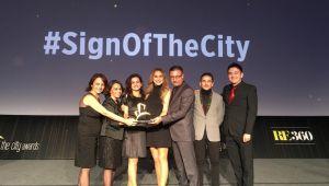 İzmir'e 'En İyi Kentsel Tasarım' ödülü