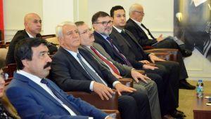 İzmir Kalkınma Ajansı'nda Yeni Yönetim Belirlendi