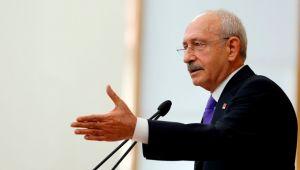 Kılıçdaroğlu'dan Erdoğan'a veto teşekkürü