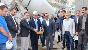 Menemen'e yeni bir ticaret merkezi