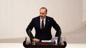 MHP'Lİ Osmanağaoğlu: Cumhurbaşkanlığı Hükûmet Sistemi Tehditlere Kalkan Oluşturmuştur