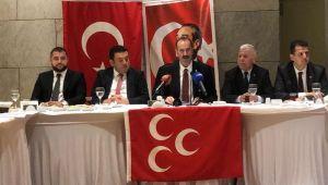 Osmanağaoğlu İzmir'de Gündemi Değerlendirdi