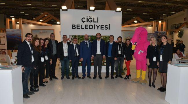 Travel Turkey'de Çiğli'ye büyük ilgi