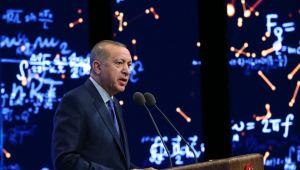 """""""Yeni teknolojileri üreten, tüm dünyaya yayan bir ülke hâline gelmekte kararlıyız"""""""