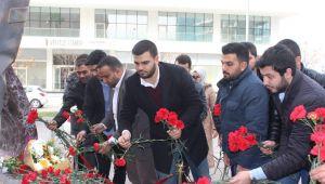 AK Gençler Fethi Sekin'i dualarla andı
