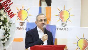 AK Parti İzmir İl Başkanı Kerem Ali Sürekli'den 'Yerinde çözüm' turu...