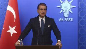 AK Parti Sözcüsü Çelik'ten CHP lideri Kılıçdaroğlu'nun İdlib'le ilgili sözlerine tepki