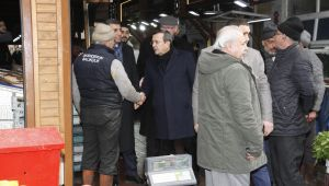 Başkan Batur Elazığ'da