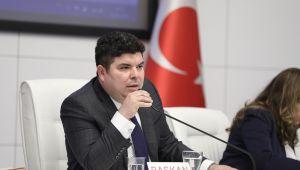Başkan Kılıç'tan 10 Ocak Çalışan Gazeteciler Günü mesajı