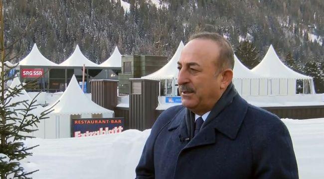 Çavuşoğlu: Hafter siyasi çözümden yana değil