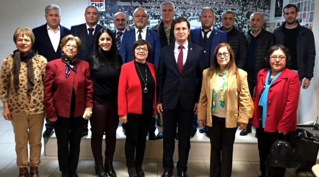 CHP İl Başkanı Yücel'den Birlik Ve Saha Mesajları