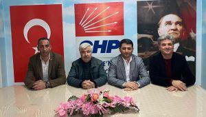 CHP İlçe Başkanı Adaylarından Ortak Basın Açıklaması