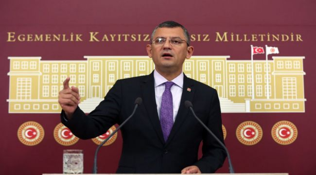 CHP'li Özgür Özel: Kılıçdaroğlu söyleyince hakaret, Putin söyleyince itaat