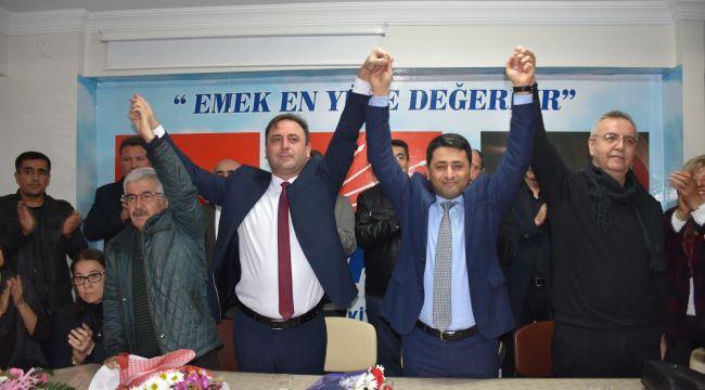 CHP Menemen İlçe Başkanı Adayları Uzlaşıyor Birlik Oluyor!