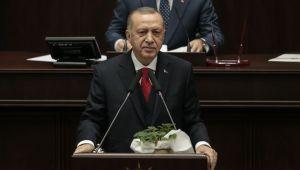 Cumhurbaşkanı Erdoğan'dan Hafter'e tepki: Önce evet dedi sonra kaçtı